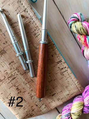 Crochet hook set