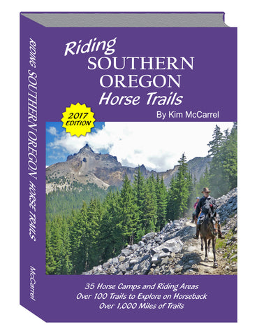 Riding Southern Oregon Horse Trails