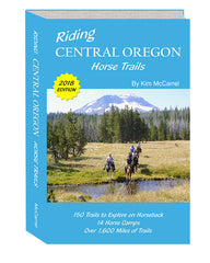 Riding Central Oregon Horse Trails