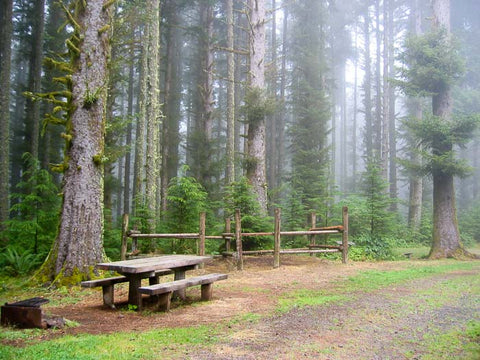Horse Creek Campground