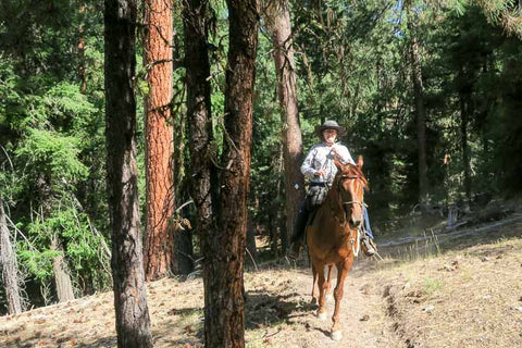 Giddy Up Go Loop Ochoco National Forest