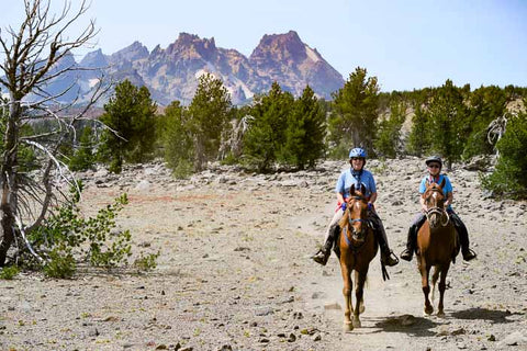 Tam Rim Horse Trail at Three Creek Meadow Horse Camp
