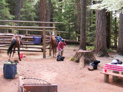 Joe Graham Horse Camp