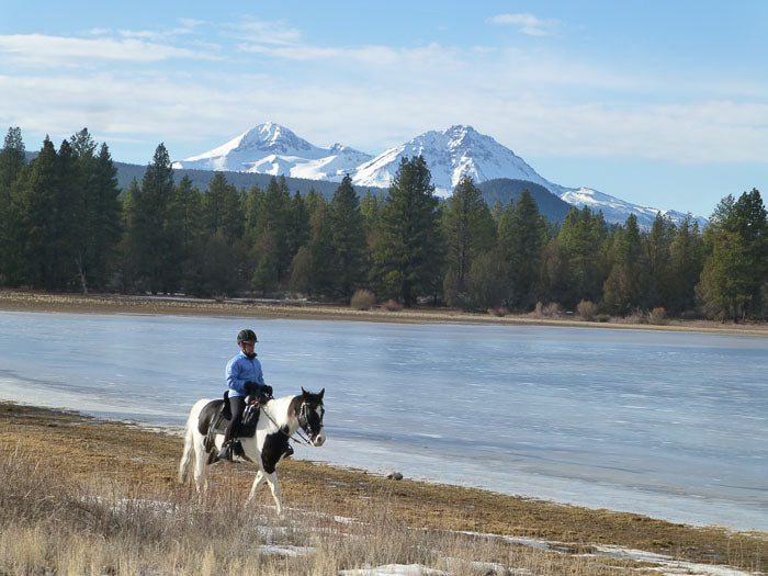 Five Winter Trails Near Bend