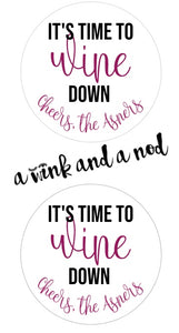 Wine Stickers
