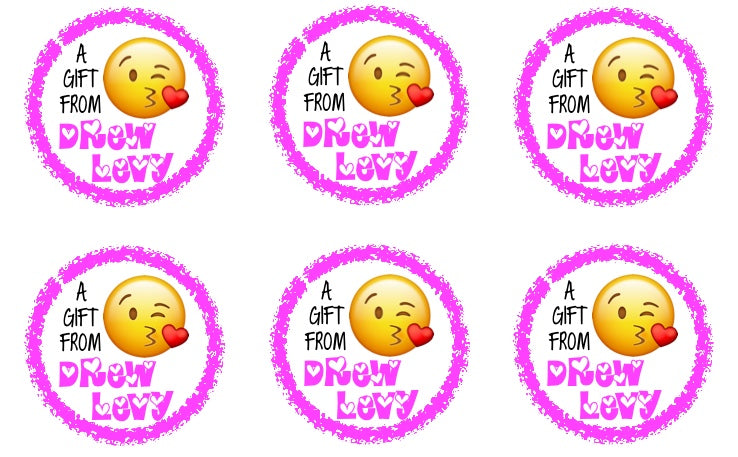 Emoji Gift Stickers (v2)