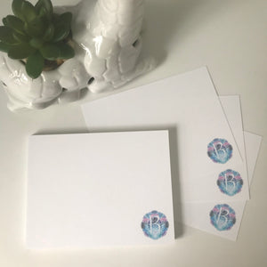Mindful Mandala Notecards