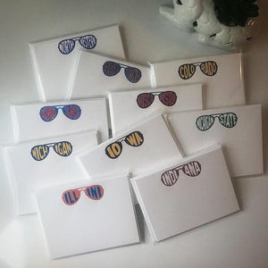 Aviator College Notecards