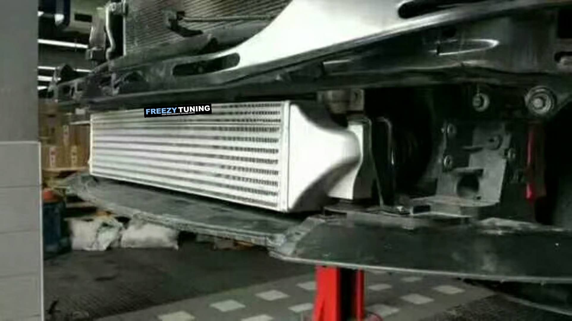 Freezy Tuning Honda Civic Civic Si 1 5l Turbo Intercooler