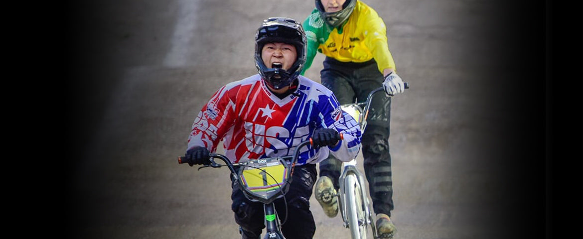 Get To Know 12-Year-Old BMX Star Ronnie Kim