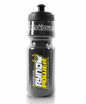 Black Sport Cycling Bottle (BPA Free)