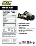 MANA Protein Bar Chocolate Peanut Butter | Box of 12
