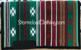 Serape with Black Base