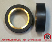 "Pinch Roller 1/2"" - 2"" for Studer A80"