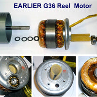 Motors overhaul kit for Revox 36 series