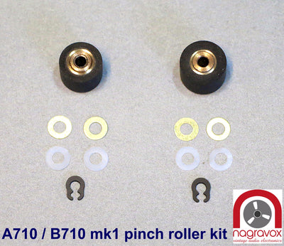 Pinch Roller Kit for Revox B710 & Studer A710
