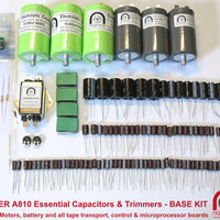 A810 ELECTRONIC Tape Systems & PSU overhaul kit
