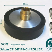 Akai Pinch Roller for GX77