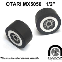 "OTARI MX-5050 1/4"" and 1/2"" Pinch Roller"