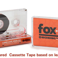 CASSETTE TAPE - New Fox C60