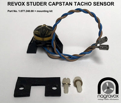 Tacho sensor for  Revox capstan motors