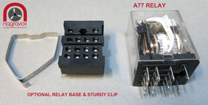 Revox A77 relay for tape drive board