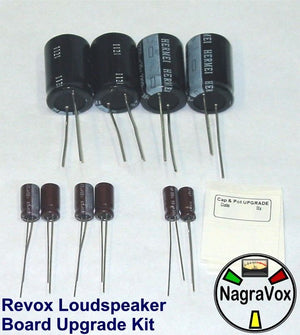 Revox A77 Option Loudspeaker Amplifier electronic kit
