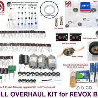 Full Monty overhaul kit for Revox B77