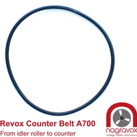 Revox A700 Counter Belt