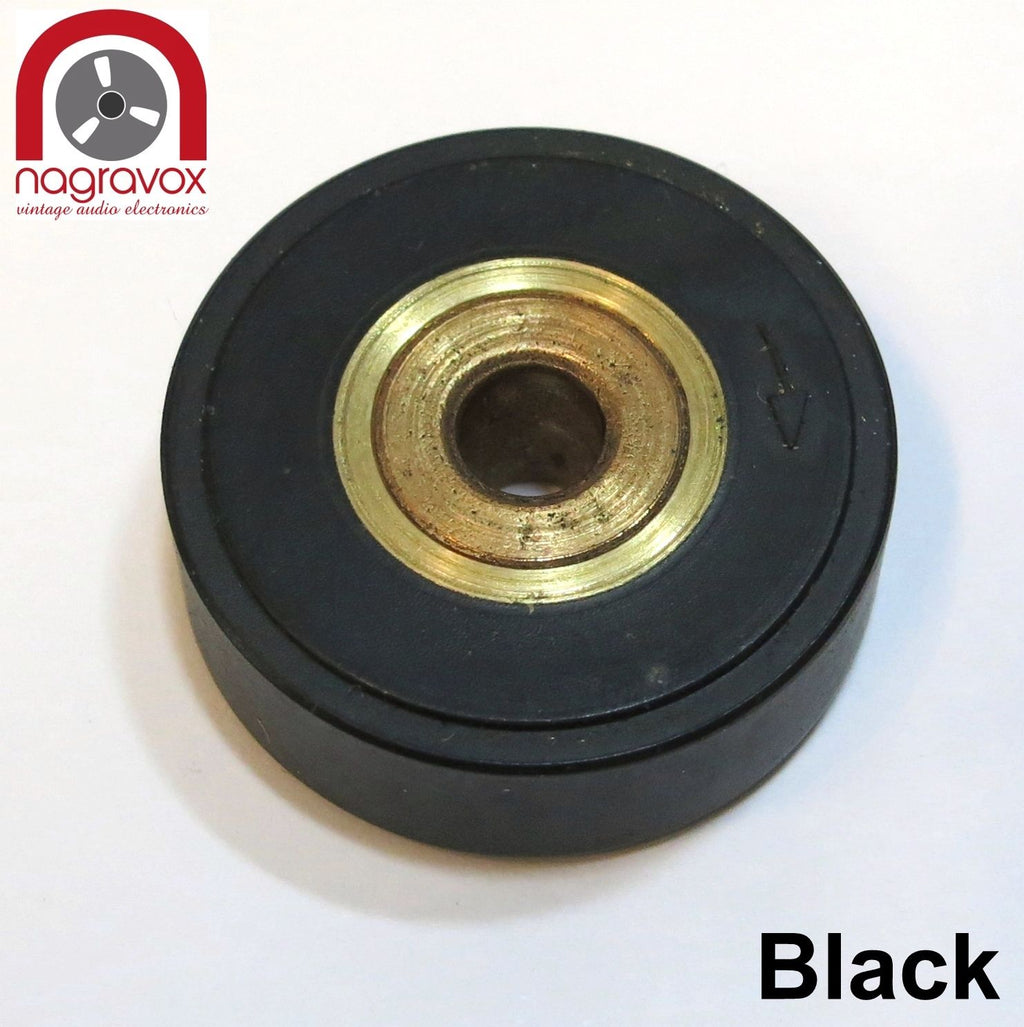 Black Pinch Roller for Studer A67, B67, A810