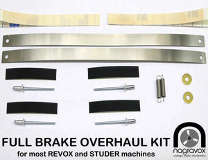 Full Brake Overhaul Kit