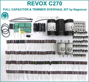Electronic overhaul kit for Revox C270
