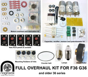 Full monty overhaul kit for Revox 36 series