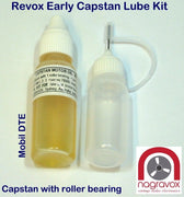 DTE-EH Capstan lubricant for Early Revox A77, 36 series & Studer A62, C37