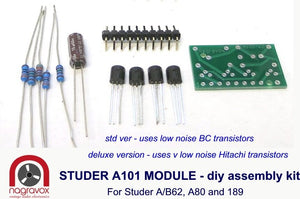 A101 Linear hybrid amplifier module for Studer A80, B62 and mixer 189