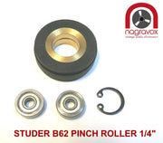 "Pinch Roller 1/4"" for Studer B62"