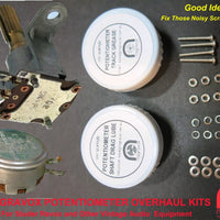 Audio Potentiometers repair kit