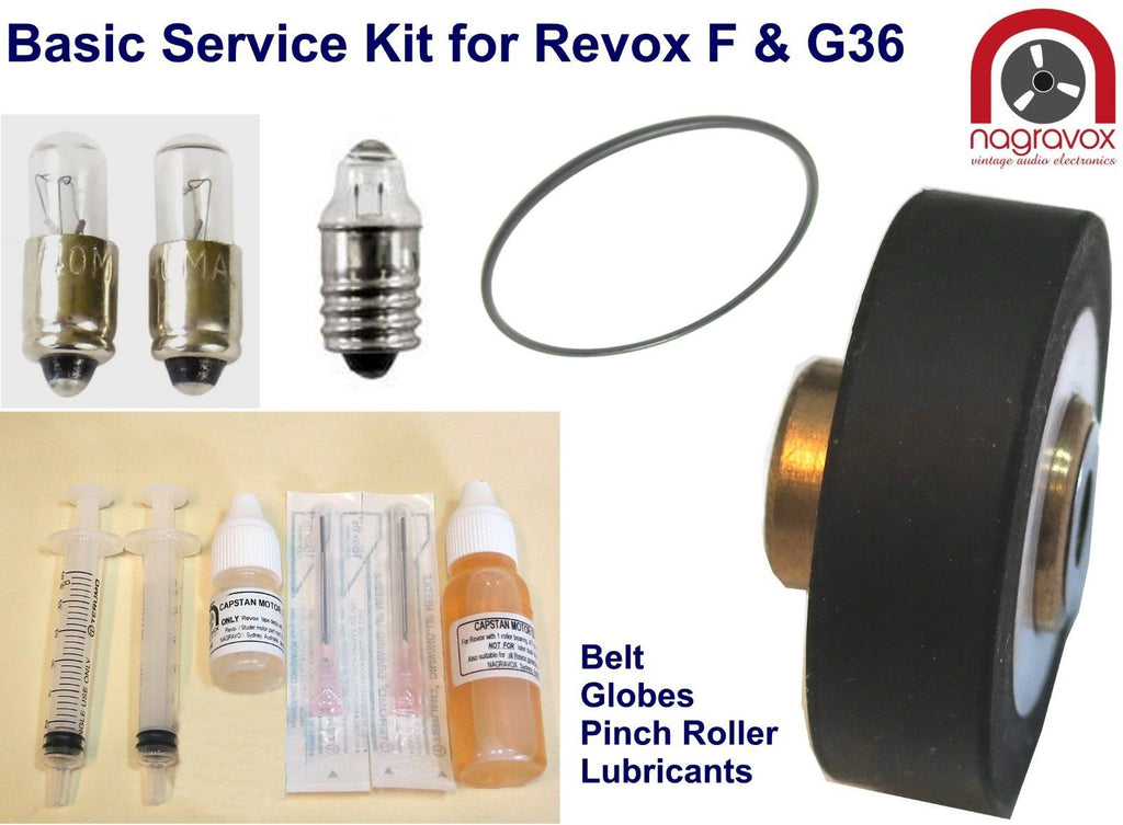 Basic Service Kit for Revox F36