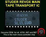 Controller IC for Revox A700 & Studer A67/B67