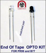 End of Tape optical sensor kit for Revox B77 and PR99