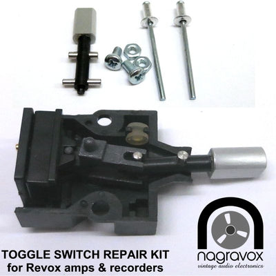Revox Toggle Switch Repair Kit