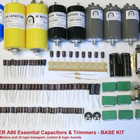 "Electronic Systems upgrade overhaul kit for Studer A80 A80R A80RC mk1/2   1/4"" & 1/2"""