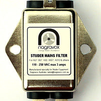 Mains Filter Module for Studer B67, A80, A807 & A810