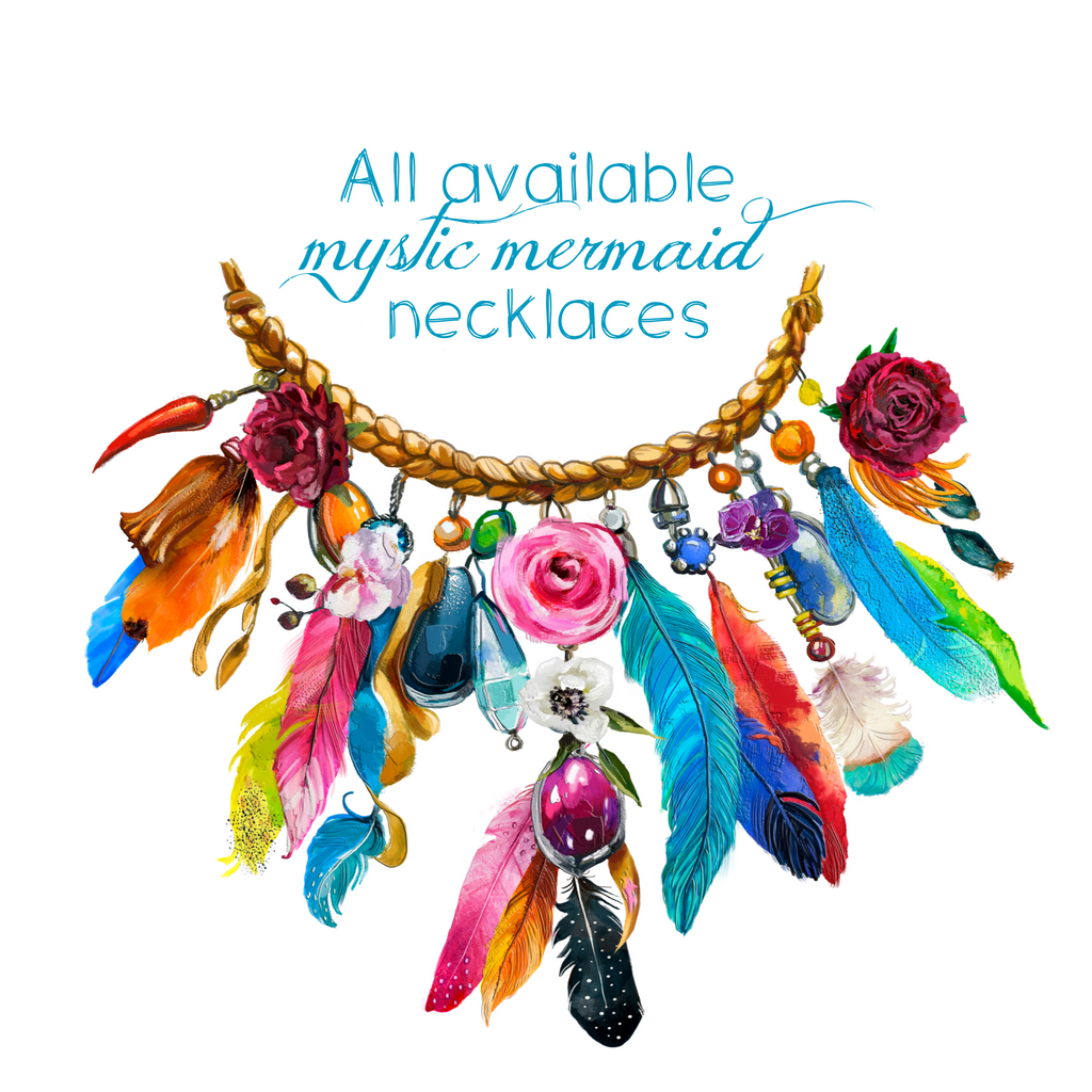 Available Necklaces