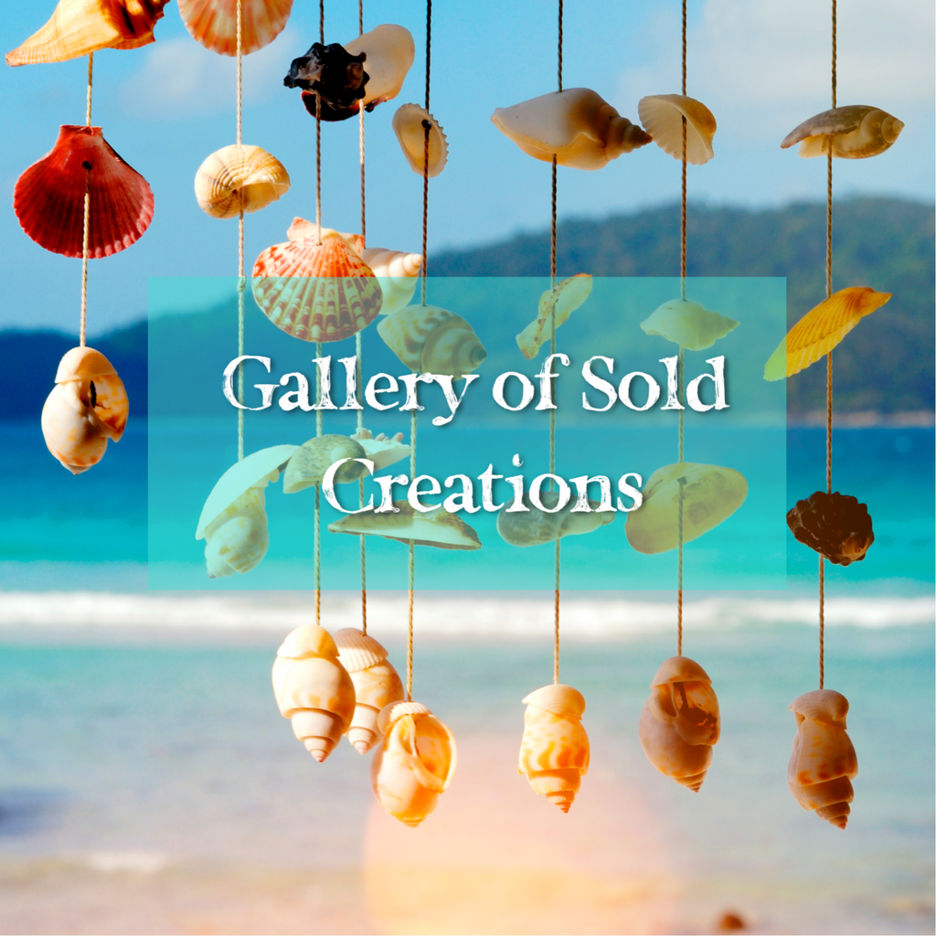 Gallery of sold creations