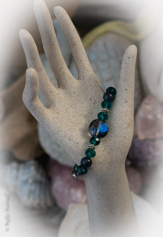 The Sorceress - stretch bracelet