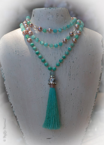 Oceans of Knowing Mala