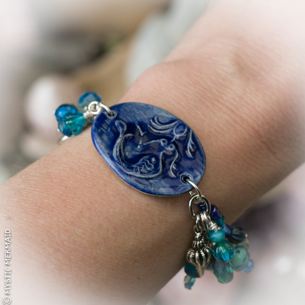 Mermaid Magic – Bohemian Beach Vibes bracelet