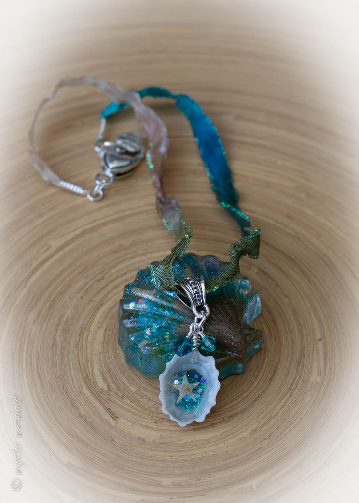 Limpet Rock Pool Necklace