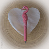 Fabulous Flamingo Ball Point Pen